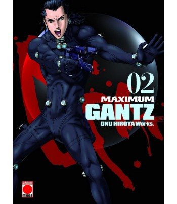 Maximum Gantz Nº 02 (de 18)
