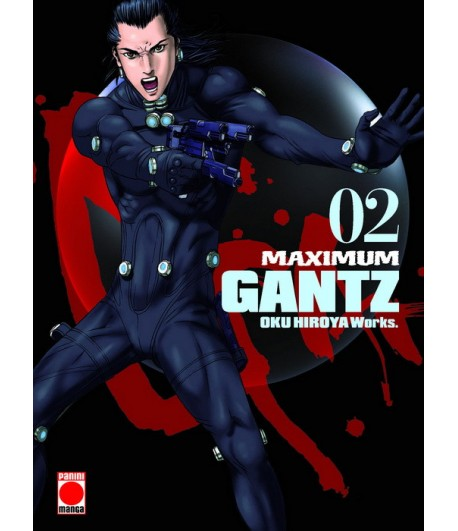 Maximum Gantz Nº 02