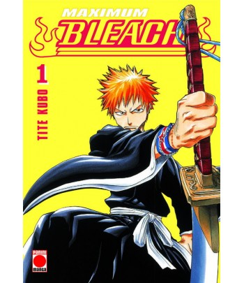 Bleach Maximum Nº 01 (de 37)