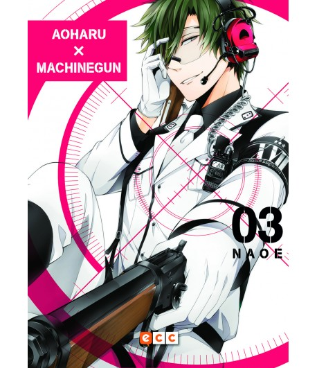 Aoharu x Machinegun Nº 03