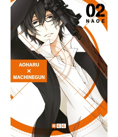 Aoharu x Machinegun Nº 02