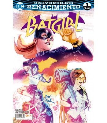 Batgirl (Renacimiento) Nº 01