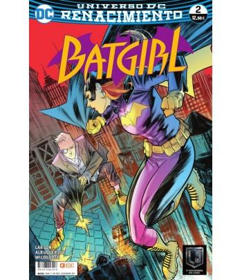 Batgirl (Renacimiento) Nº 02