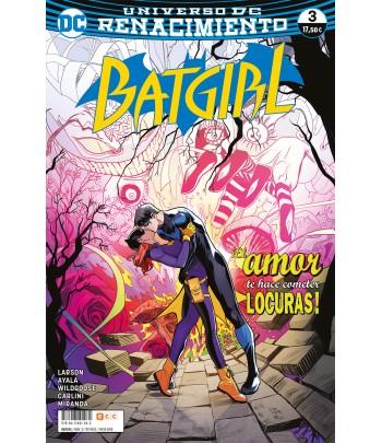 Batgirl (Renacimiento) Nº 03