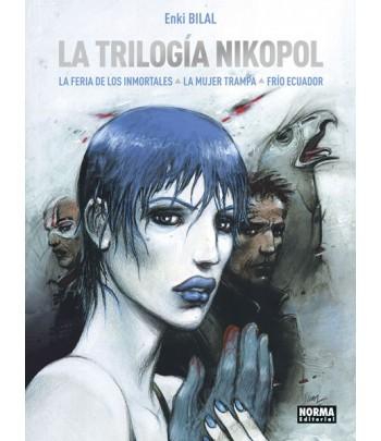 La trilogía Nikopol...