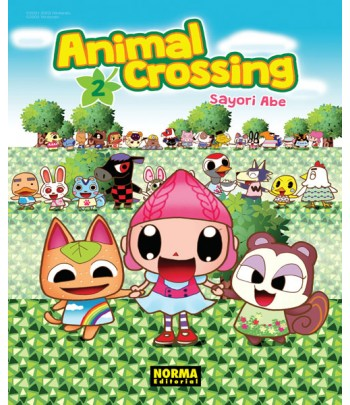 Animal Crossing Nº 02