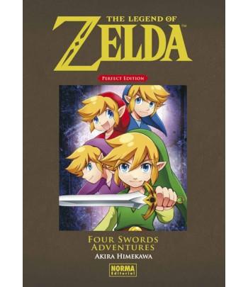 The Legend of Zelda....