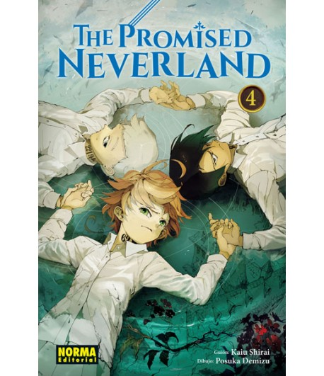 The Promised Neverland Nº 04