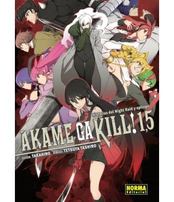 Akame ga Kill! 1,5