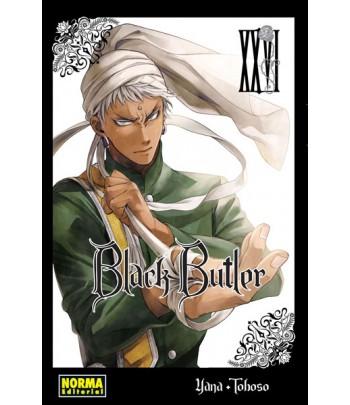 Black Butler Nº 26