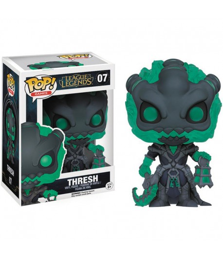 Vinyl POP League of Legends Nº 07: Thresh