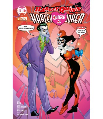 Harley quiere al Joker