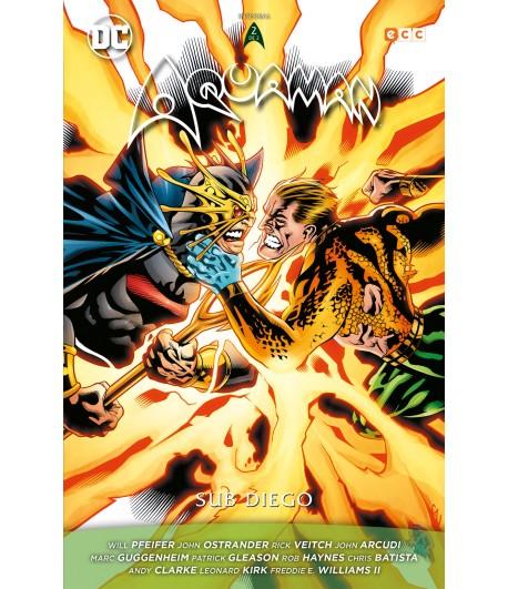 Aquaman: Subdiego Nº 2 (de 2)