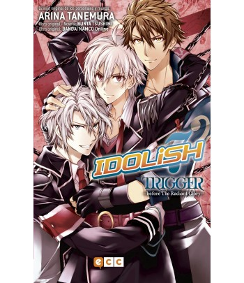 Idolish7: Trigger - Before...
