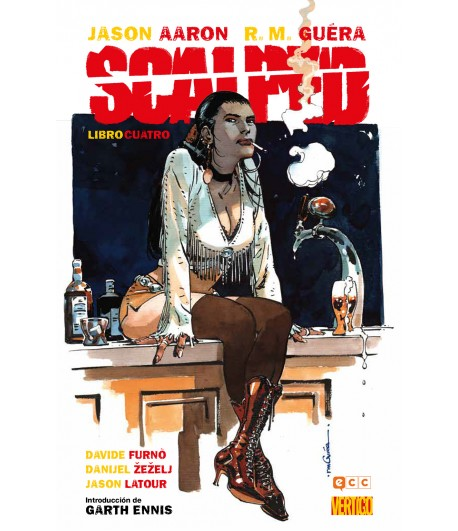 Scalped Nº 4 (de 5)
