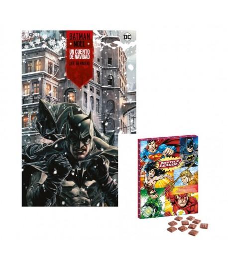 Batman: Noel - Un cuento de Navidad (Edición Deluxe y Calendario)