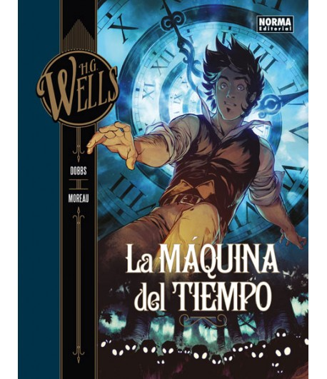 H.G. Wells: La máquina del tiempo