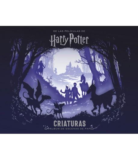 Harry Potter: Criaturas (un álbum de escenas de papel)