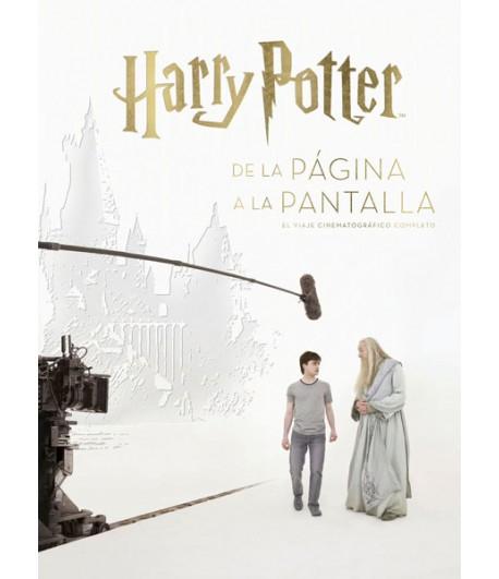 Harry Potter: De la página a la pantalla (Viaje cinematográfico completo)