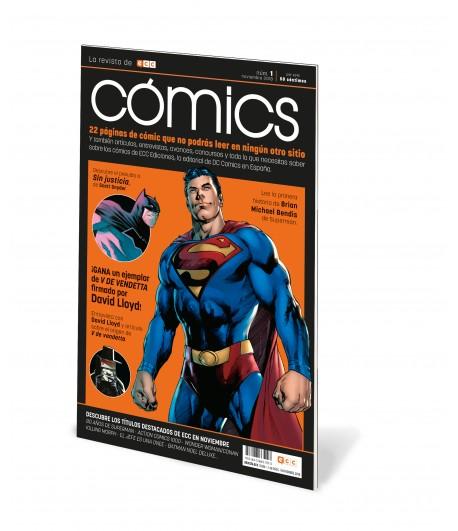 ECC Cómics Revista Nº 01