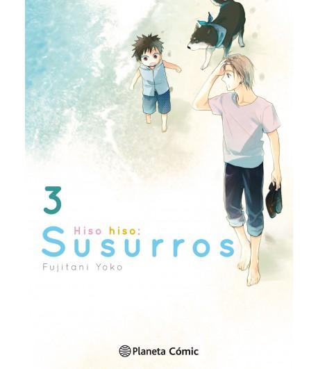 Hiso Hiso: Susurros Nº 3 (de 6)