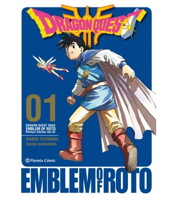 Dragon Quest: Emblem of...