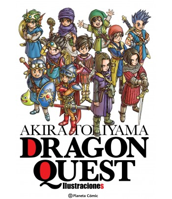 Akira Toriyama: Dragon...