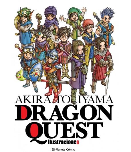 Akira Toriyama: Dragon Quest Ilustraciones
