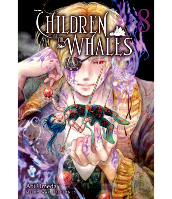 Children of the Whales Nº 08