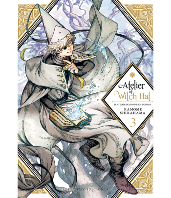 Atelier of Witch Hat Nº 03