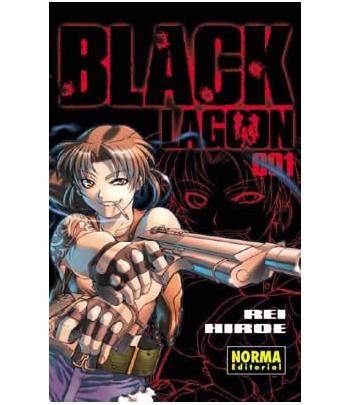 Black Lagoon Nº 01
