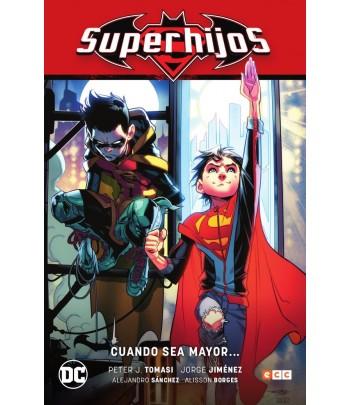 Superhijos Nº 01: Cuando...