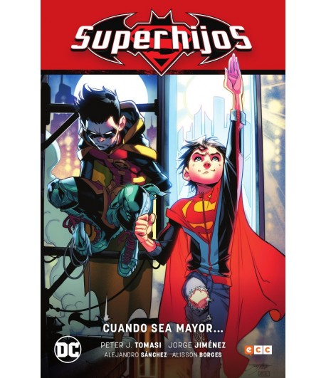Superhijos Nº 01: Cuando sea mayor...
