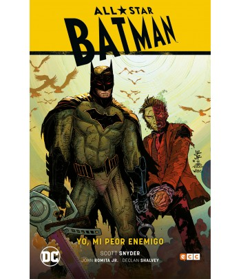 All-Star Batman Nº 01: Yo,...