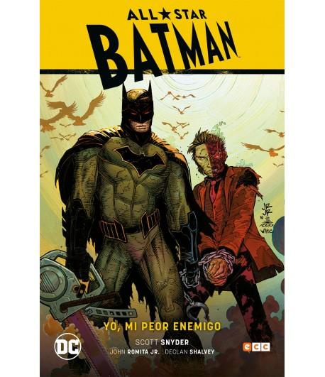 All-Star Batman Nº 01: Yo, mi peor enemigo