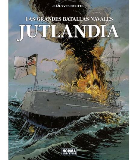 Las grandes batallas navales Nº 02: Jutlandia