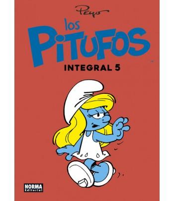 Los Pitufos Integral Nº 05