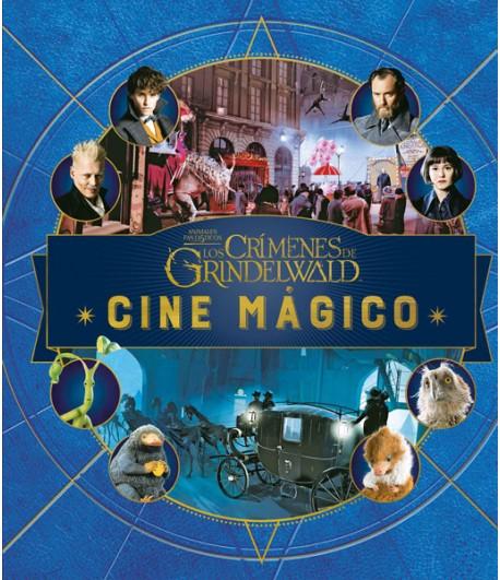 Cine Mágico 4: Animales fantásticos - Los crímenes de Grindelwald