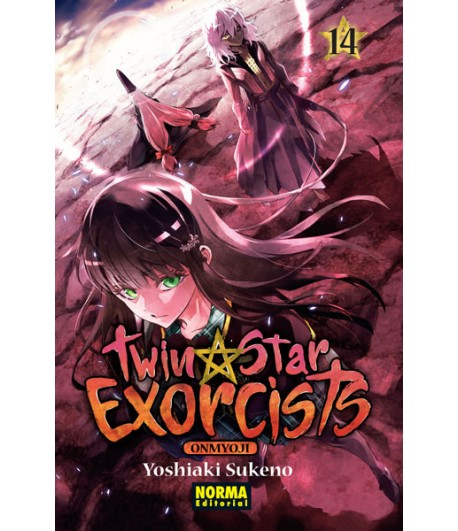 Twin Star Exorcists: Onmyouji Nº 14