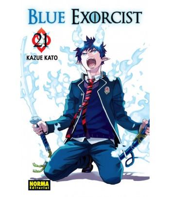 Blue Exorcist Nº 21
