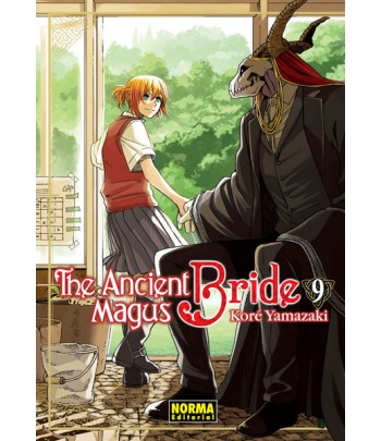 The Ancient Magus Bride Nº 09
