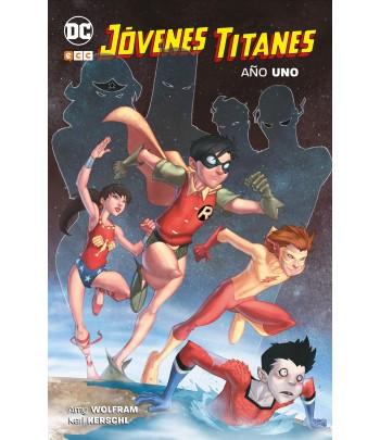 Jóvenes Titanes: Año Uno