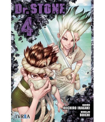 Dr. Stone Nº 04