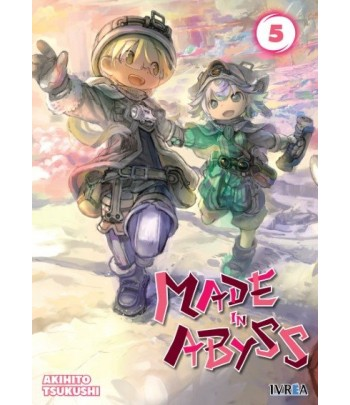 Made in Abyss Nº 05