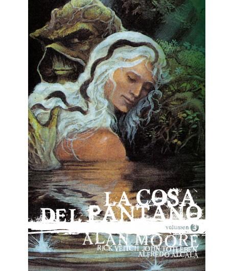 La Cosa del Pantano: Edición Deluxe Nº 3 (de 3)