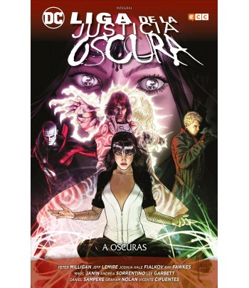 Liga de la Justicia Oscura:...