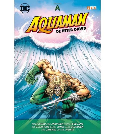 Aquaman de Peter David Nº 1 (de 3)