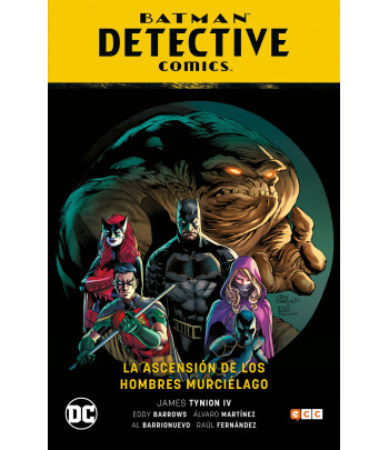 Batman: Detective Comics Nº...