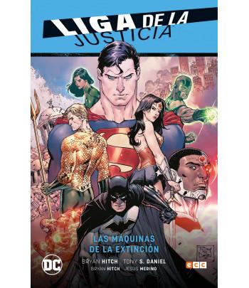 Liga de la Justicia Nº 01:...