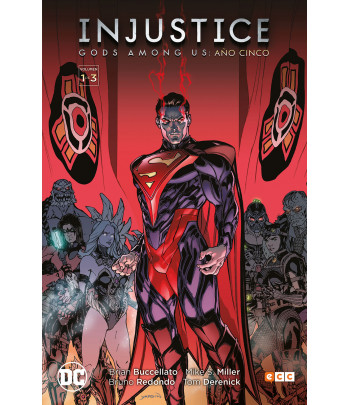 Injustice: God among us -...